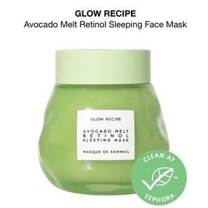 GLOW RECIPE Avocado Retinol Sleeping Face Mask